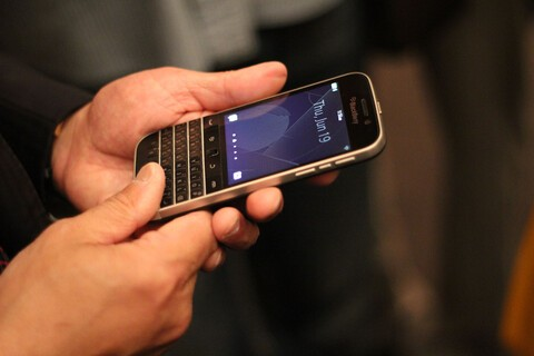 BlackBerry Classic now available for pre-order