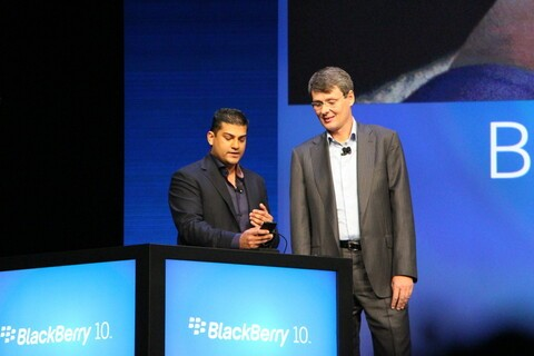 Vivek Bhardwaj and Thorsten Heins