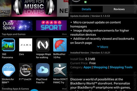 BlackBerry World updated in preparation for BlackBerry OS 10.3 and new devices