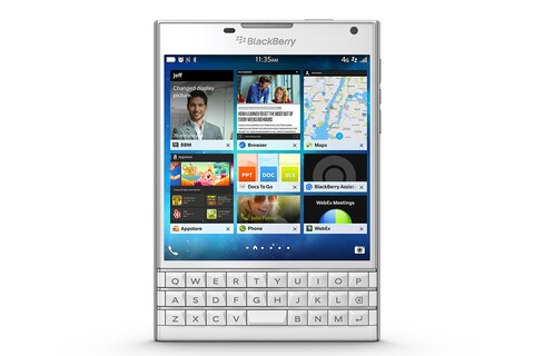 BlackBerry Passport will cost $599 without subsidies