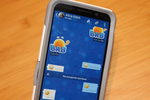 Taking a closer look at Hike messenger on BlackBerry 10