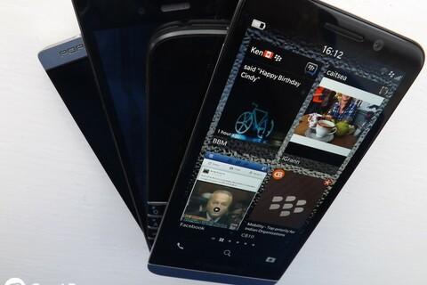 BlackBerry devices
