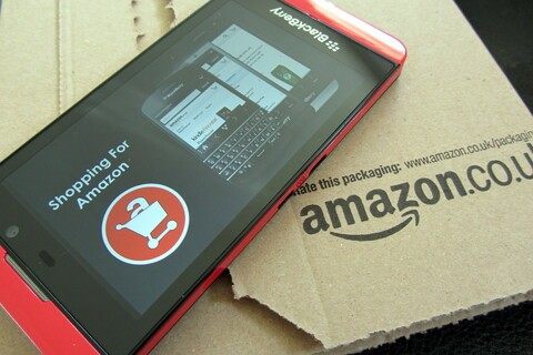 Order on the go with Shopping for Amazon