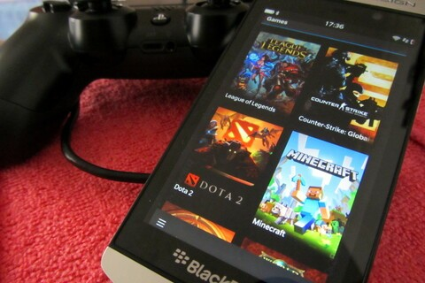 Third party Twitch app coming to BlackBerry 10