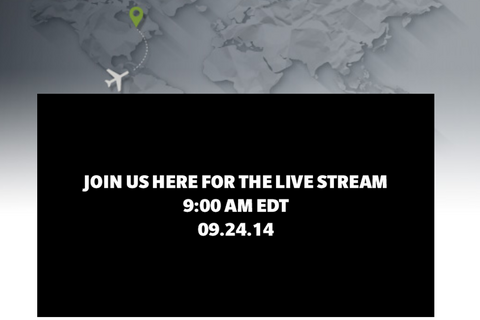 BlackBerry Passport launch live blog - Watch the stream and chat with us!