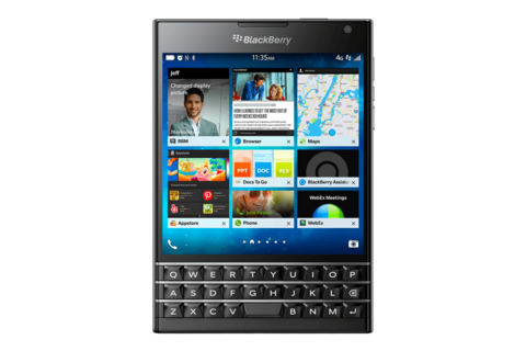 Here's how to watch and chat about Wednesday's BlackBerry Passport press event