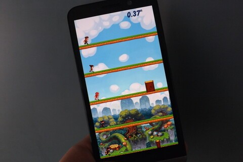 Ninja skills would come in handy with Nobody Dies Alone on BlackBerry 10