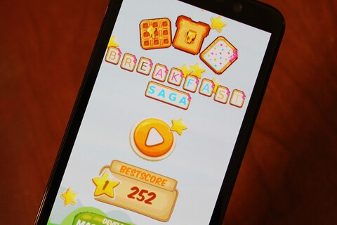Get hours of matching fun with Breakfast Saga, 100 copies up for grabs