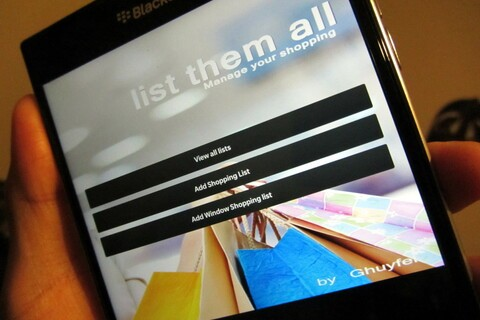 1000 free copies of List Them All available to download