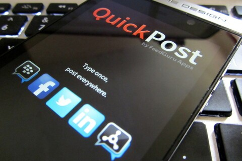 200 free copies of QuickPost available today
