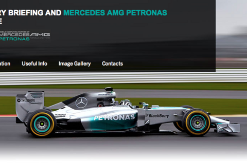 Coming soon - A close look into how the Mercedes AMG PETRONAS team use BlackBerry 10