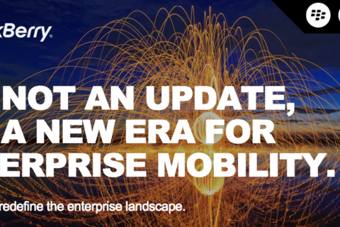 BES12 isn't an update, it's a new era for enterprise mobility