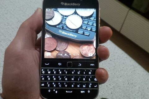 BlackBerry Classic spotted again in new batch of photos