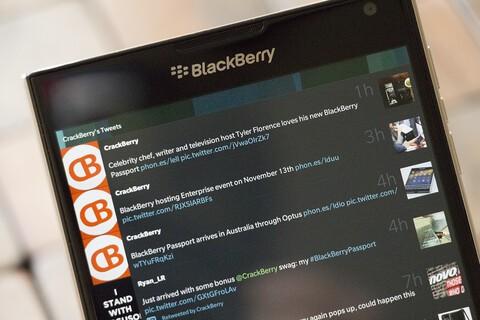Blaq for BlackBerry 10 v1.4 now available in BlackBerry World!