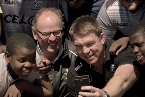 South African carrier Cell C rolls out awesome ad featuring the BlackBerry Passport
