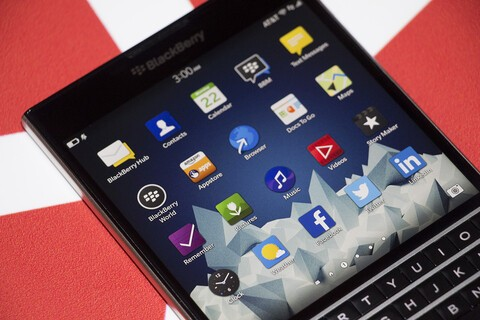 Best Buy and Future Shop offering the TELUS BlackBerry Passport for $199.99