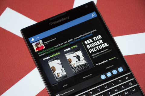 Twittly moves into v2.0.300 - Update available now in BlackBerry World