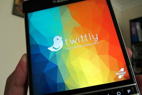 Twitter client Twittly now available from BlackBerry World