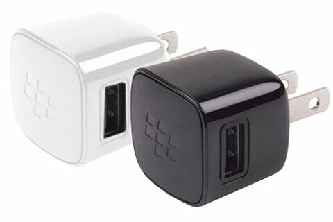 These mini BlackBerry USB power plugs are marked down 77% today!