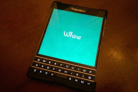 Whine gets updated to v3.2 bringing notifications