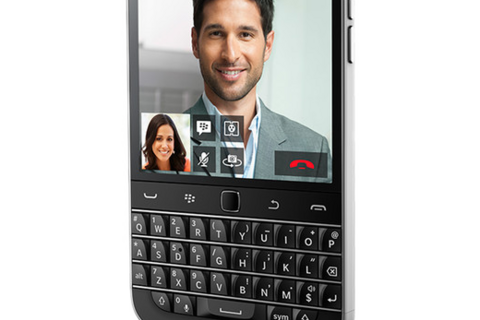 BlackBerry offers up a look at how shortcut keys will work on the BlackBerry Classic