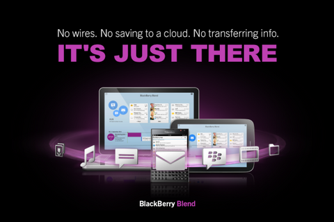 New BlackBerry Blend beta invites going out