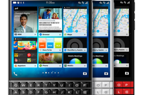 Announcing our BlackBerry Classic IOU winner and another chance to win!