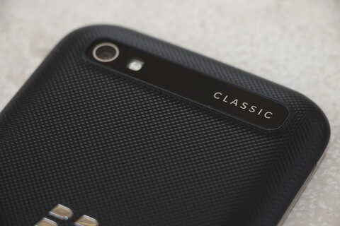 Send a tweet and you could win a FREE BlackBerry Classic!
