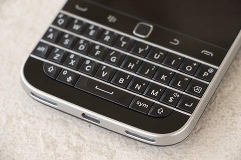 The BlackBerry keyboard is here to stay