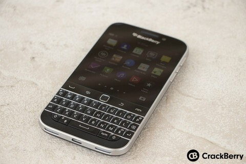 BlackBerry Classic officially launched in the Philippines
