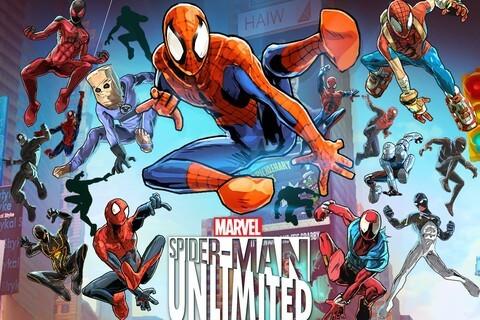 Gameloft brings Spider-Man Unlimited to BlackBerry 10