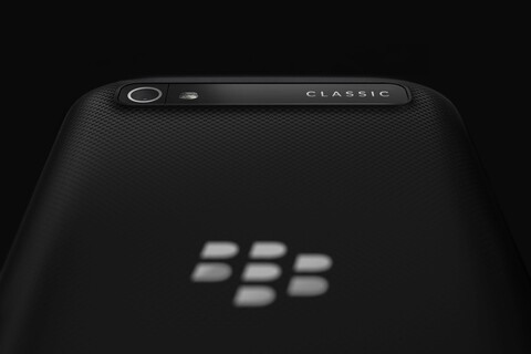 It's time for the BlackBerry Classic