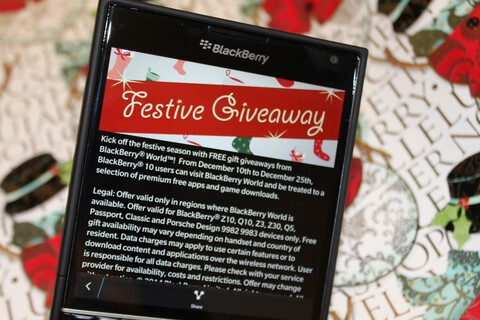 'Tis the Season for the next round of free apps in the 'Festive Giveaway'