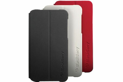BlackBerry Z10 flip shell cases are only $14.95 today while supplies last!