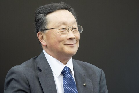 John Chen confirms 'we have a range of products after this' in interview with Fox Business