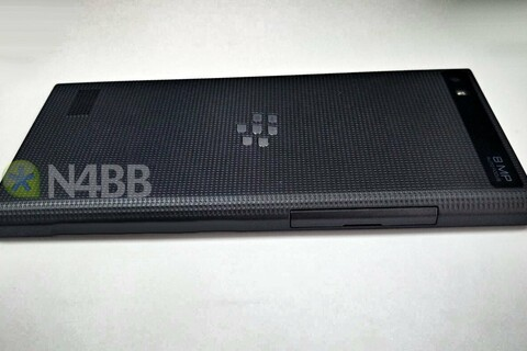 BlackBerry Leap 'Rio' gets caught in new photos