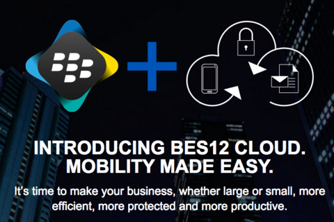 Cross-platform BES12 Cloud for Enterprises and SMBs now available