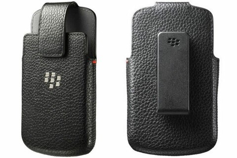Save 40% today on the BlackBerry Classic Leather Swivel Holster