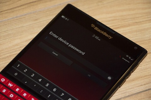 Canadian man faces fines and jail time for refusal to unlock BlackBerry at airport