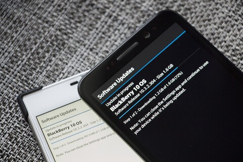 John Chen confirms commitment to BlackBerry 10