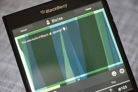 Blaq for BlackBerry 10 v1.5 now available on BlackBerry World