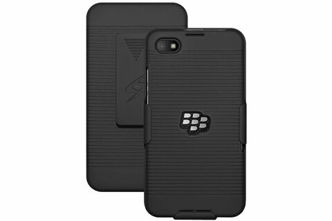 Save 45% today on this hard case and holster for BlackBerry Z30