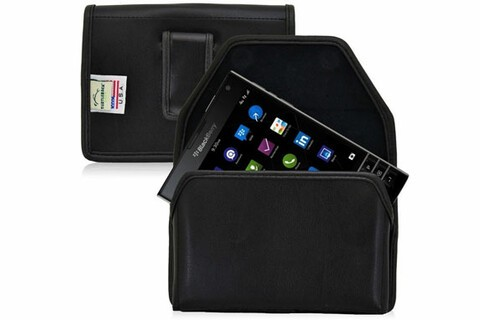 Save 33% today on this leather holster for BlackBerry Passport