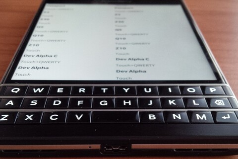 Developers can now download BlackBerry OS 10.3.2 Beta autoloaders