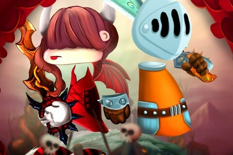 Troubles Land - An amazing and extensive platformer for BlackBerry 10