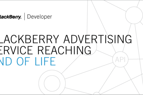 BlackBerry Advertising Service to shut down on June 16