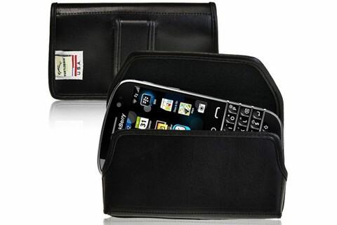 Save 33% today on this leather holster for the BlackBerry Classic
