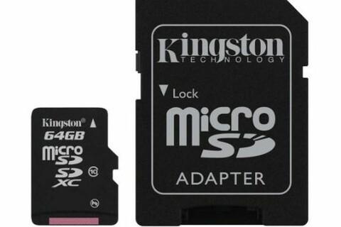 Kingston MicroSD Card