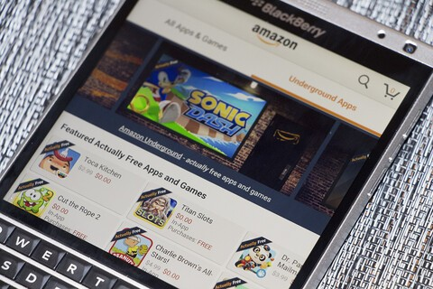 Amazon Underground app offers $10,000 worth of apps and games 'that are actually free'