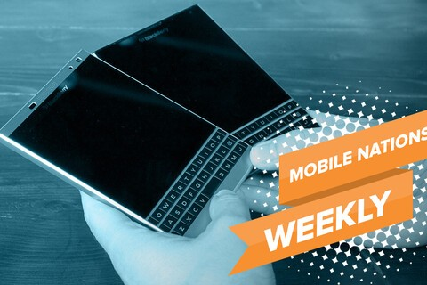 Mobile Nations Weekly: Security, Xbox, a new BlackBerry, and more security